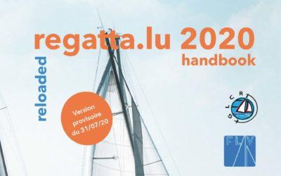 Regatta.lu handbook disponible