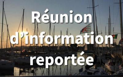 Report de la réunion du 26/11/2020