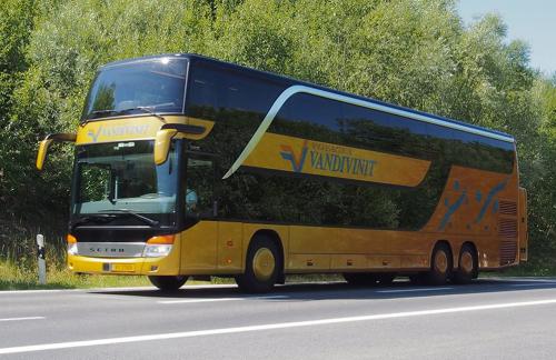 Nouveau lieu de départ des bus : LJBM
